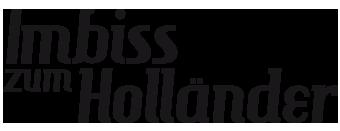 Imbiss zum Holländer Logo